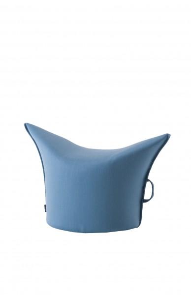 Zipfel hellblau mini